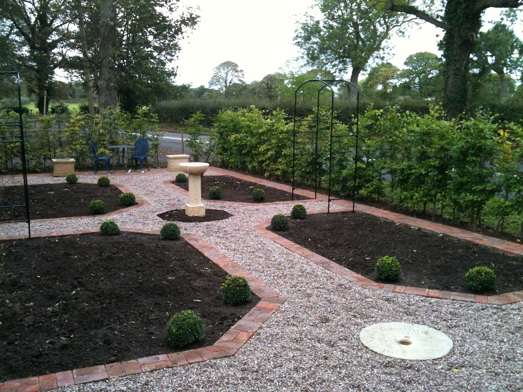 Topiary for The landscape gardener
